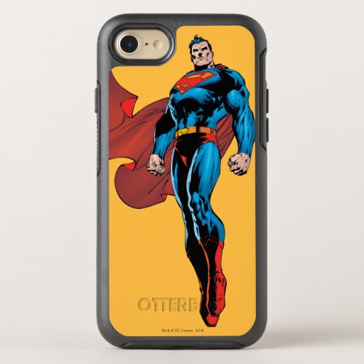 Superman Stands Tall OtterBox Symmetry iPhone SE/8/7 Case