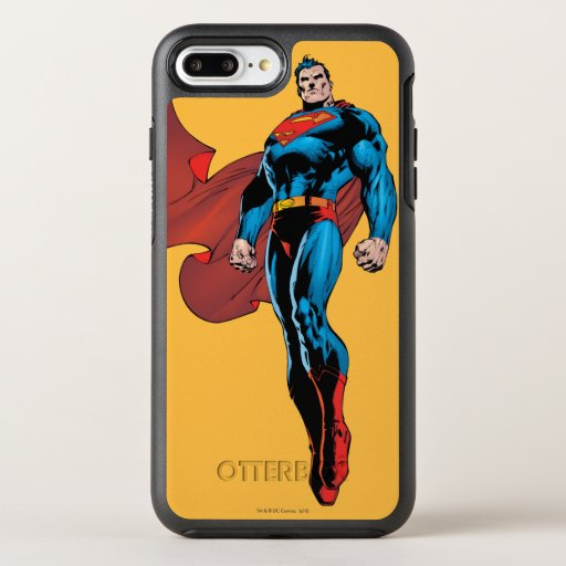 Superman Stands Tall OtterBox Symmetry iPhone 8 Plus/7 Plus Case