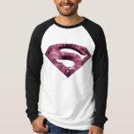 Superman Star Burst Logo T Shirt