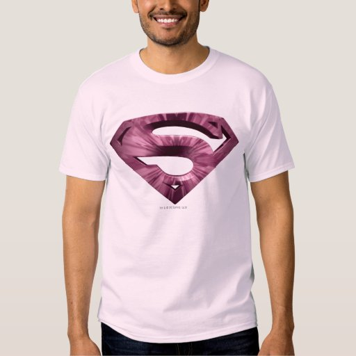 Superman Star Burst Logo Tees