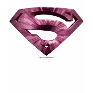 Superman Star Burst Logo shirt