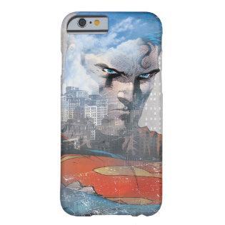 Superman Stare Barely There iPhone 6 Case
