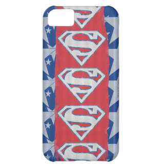 Superman Stars and Logo Case For iPhone 5C