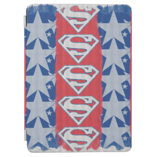 Superman Stars and Logo iPad Air Cover