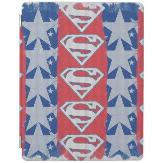 Superman Stars and Logo iPad Cover