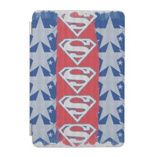 Superman Stars and Logo iPad Mini Cover