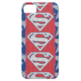 Superman Stars and Logo iPhone 5 Case