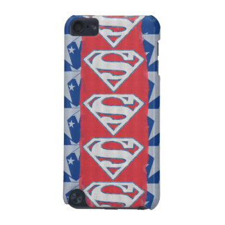 Superman Stars and Logo iPod Touch (5th Generation) Cover