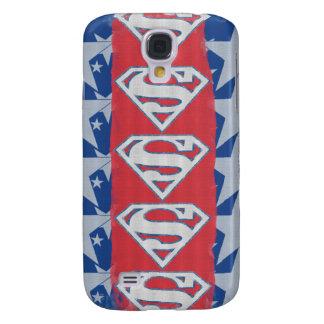 Superman Stars and Logo Samsung Galaxy S4 Case