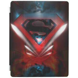 Superman Stylized | Futuristic Logo iPad Smart Cover
