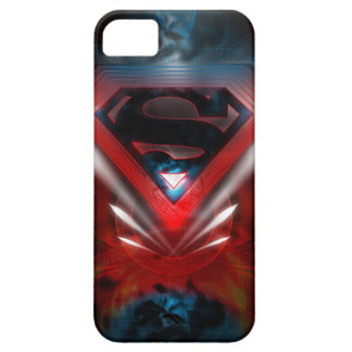 Superman Stylized | Futuristic Logo iPhone SE/5/5s Case