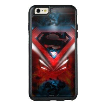 Superman Stylized | Futuristic Logo OtterBox iPhone 6/6s Plus Case