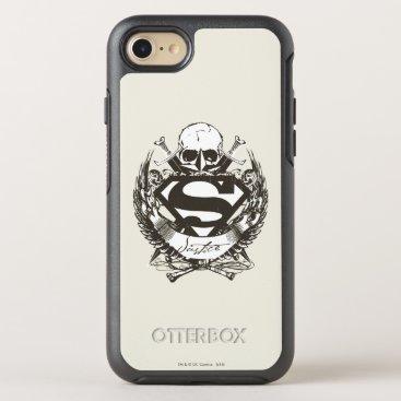 Superman Stylized | Justice Logo OtterBox Symmetry iPhone 8/7 Case