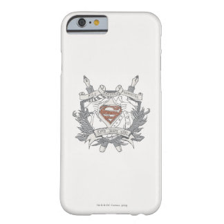 Superman Stylized | Mild Mannered Reporter Logo Barely There iPhone 6 Case