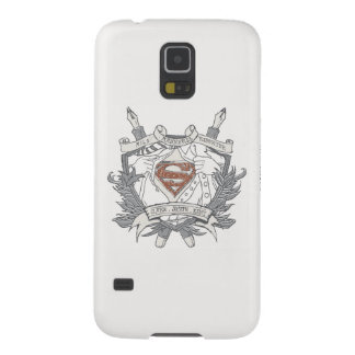 Superman Stylized | Mild Mannered Reporter Logo Case For Galaxy S5