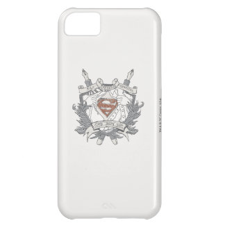Superman Stylized | Mild Mannered Reporter Logo Cover For iPhone 5C