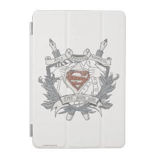 Superman Stylized | Mild Mannered Reporter Logo iPad Mini Cover