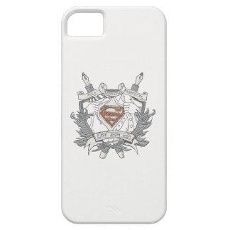 Superman Stylized | Mild Mannered Reporter Logo iPhone SE/5/5s Case