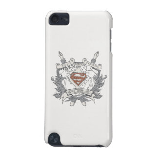 Superman Stylized | Mild Mannered Reporter Logo iPod Touch 5G Case