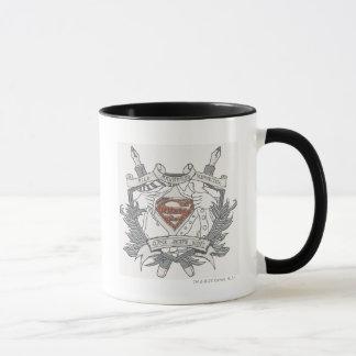 Superman Stylized | Mild Mannered Reporter Logo Mug