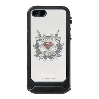Superman Stylized | Mild Mannered Reporter Logo Waterproof iPhone SE/5/5s Case