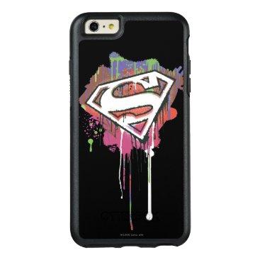 Superman Stylized | Twisted Innocence Logo 2 OtterBox iPhone 6/6s Plus Case