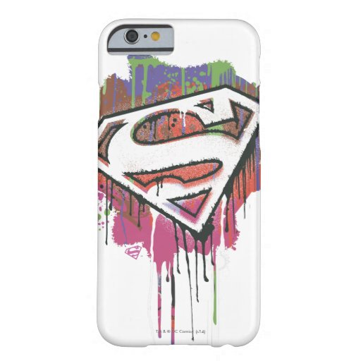 Superman Stylized | Twisted Innocence Logo Barely There iPhone 6 Case