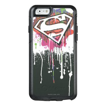 Superman Stylized | Twisted Innocence Logo OtterBox iPhone 6/6s Case