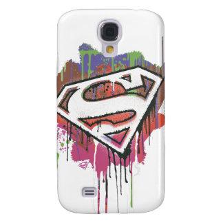 Superman Stylized | Twisted Innocence Logo Samsung Galaxy S4 Cover
