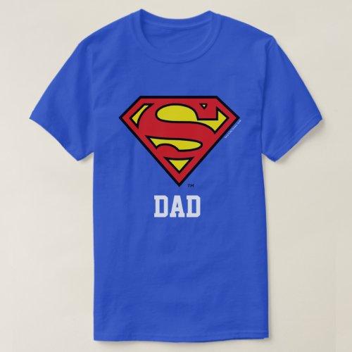 Superman  Super Dad T_Shirt