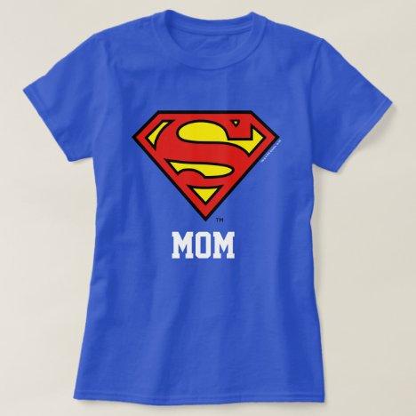 Superman   Super Mom T-Shirt