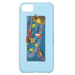 Superman & Supergirl Flying Case For iPhone 5C