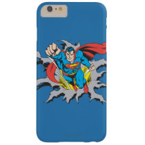 Superman Tears Thru Barely There iPhone 6 Plus Case