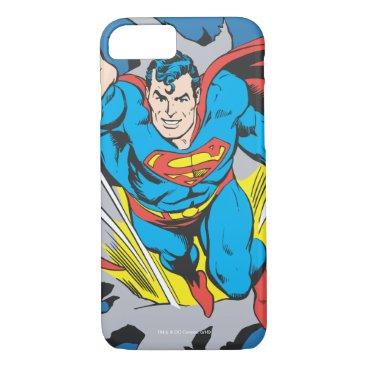 Superman Tears Thru iPhone 8/7 Case