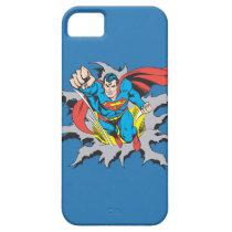 Superman Tears Thru iPhone SE/5/5s Case