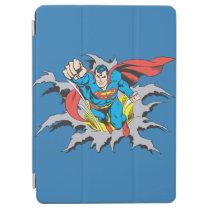 Superman Tears Thru iPad Air Cover