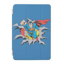 Superman Tears Thru iPad Mini Cover