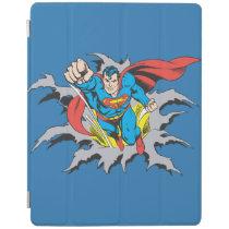 Superman Tears Thru iPad Smart Cover
