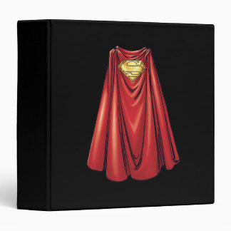 Superman - The Cape 3 Ring Binder