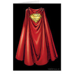 Superman - The Cape Cards