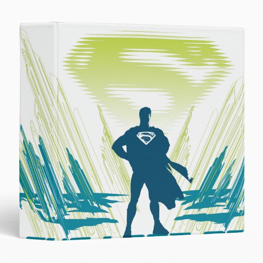 Superman The last Son of Krypton 3 Ring Binder