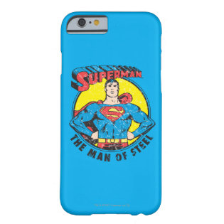 Superman The Man of Steel Barely There iPhone 6 Case
