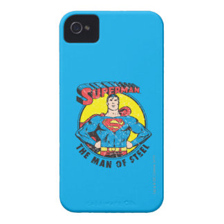Superman The Man of Steel iPhone 4 Cover