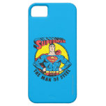 Superman The Man of Steel iPhone 5 Case