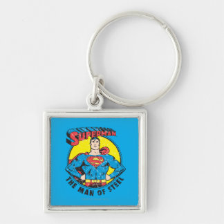 Superman The Man of Steel Key Chains