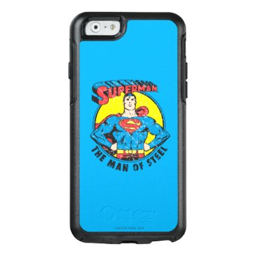 Superman The Man of Steel OtterBox iPhone 6/6s Case
