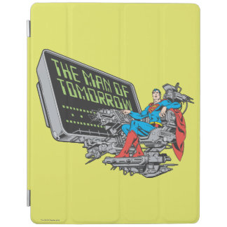 Superman - The Man Of Tomorrow iPad Smart Cover