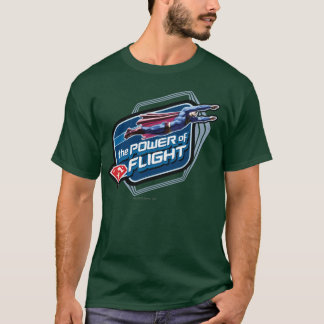 Superman The Power of Flight T-Shirt