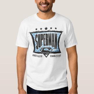 Superman Unrivaled, Unmatched Shirts