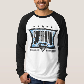 Superman Unrivaled, Unmatched Tee Shirt